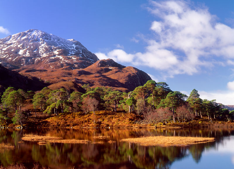 Loch Clair, Wester Ross